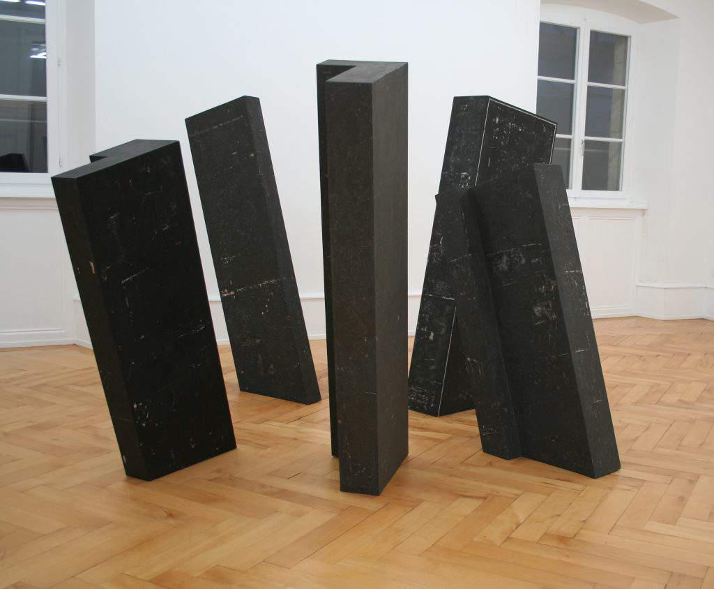 Joseph Bey colonnes