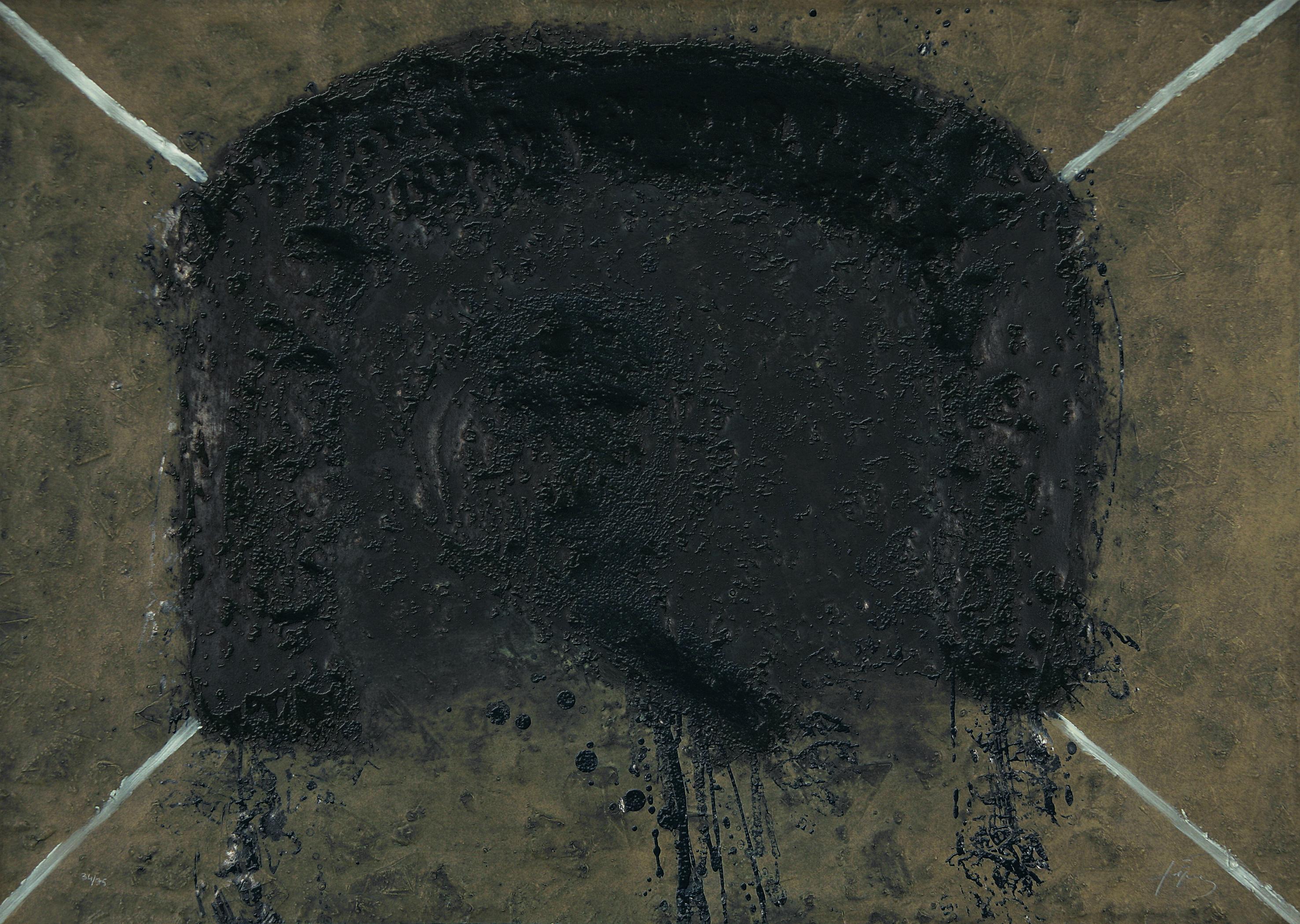 Antoni Tàpies - L'arc