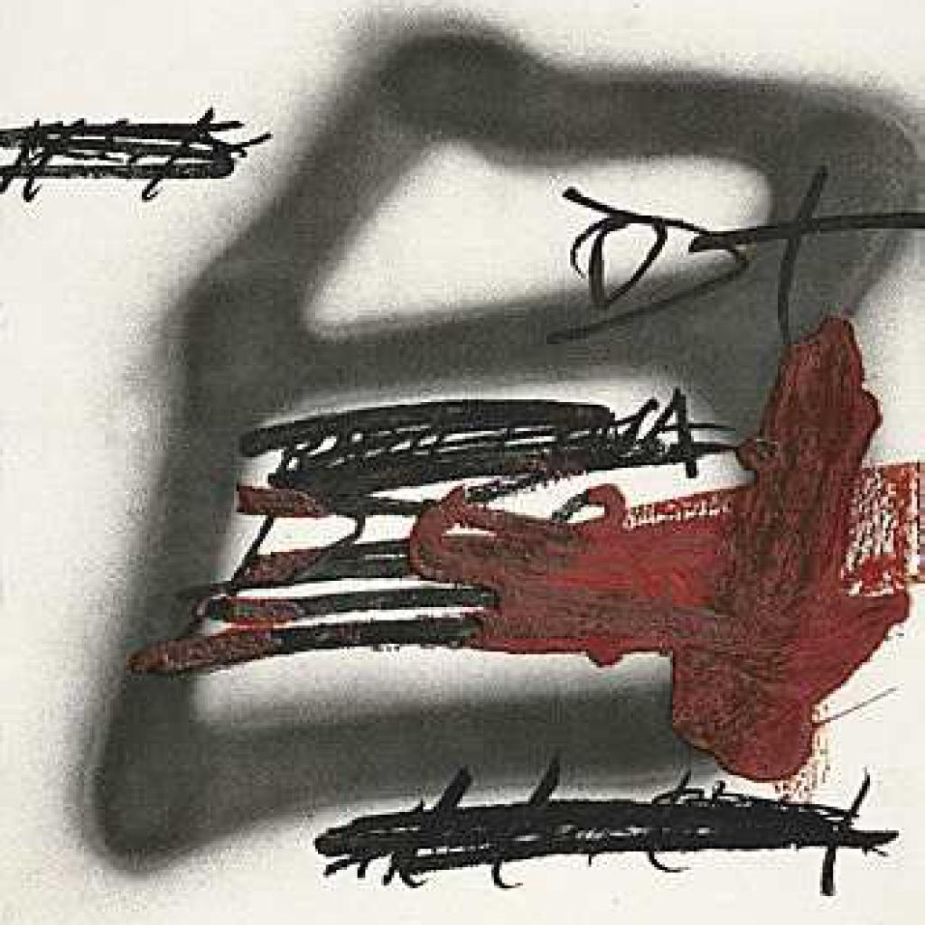 Forma ombrejada - Antoni Tàpies