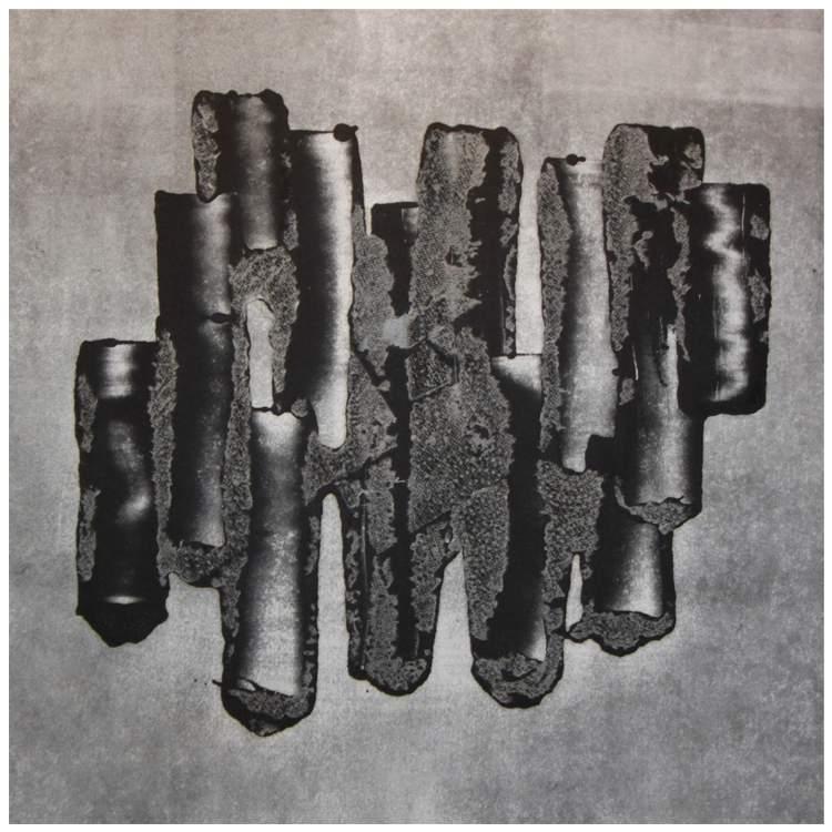 Monotype de Frederic Klein