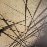 Hans Hartung, mouvement oscillant, Litographie