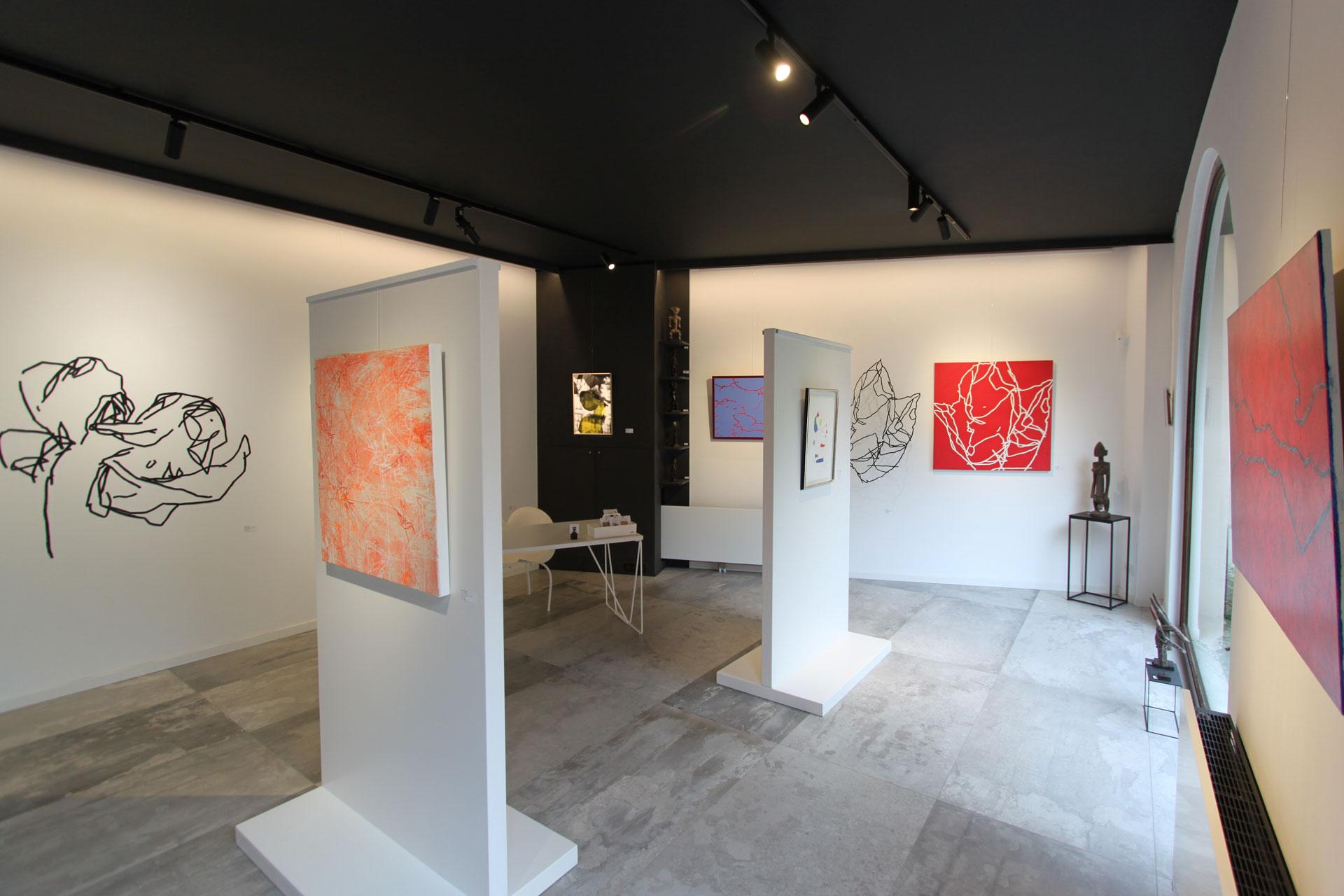 Exposition Couleur d'eau et de rêve - Galerie Murmure Colmar