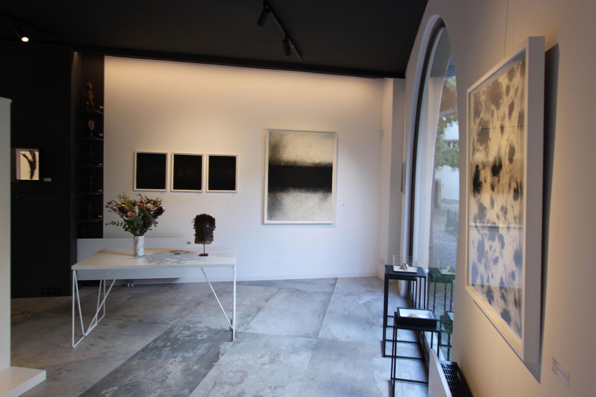 Exposition Temps éprouvés - Galerie Murmure Colmar